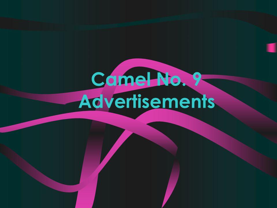 Camel No. 9 Advertisements