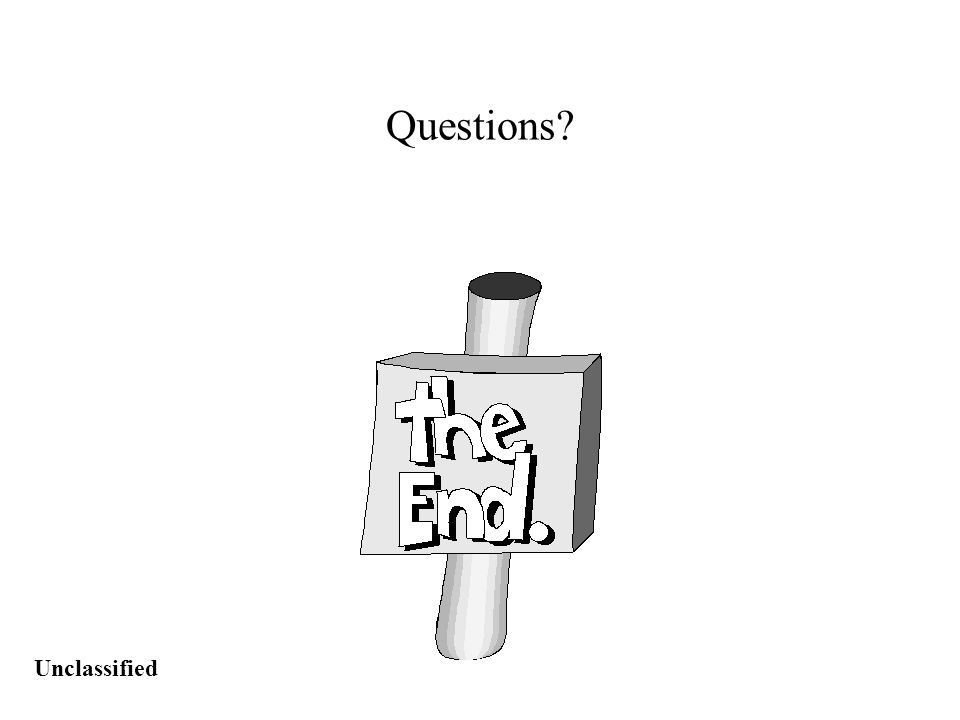 Unclassified Questions