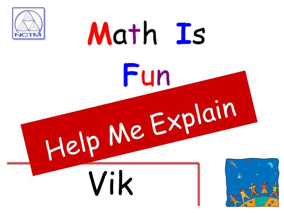 Vik Help Me Explain