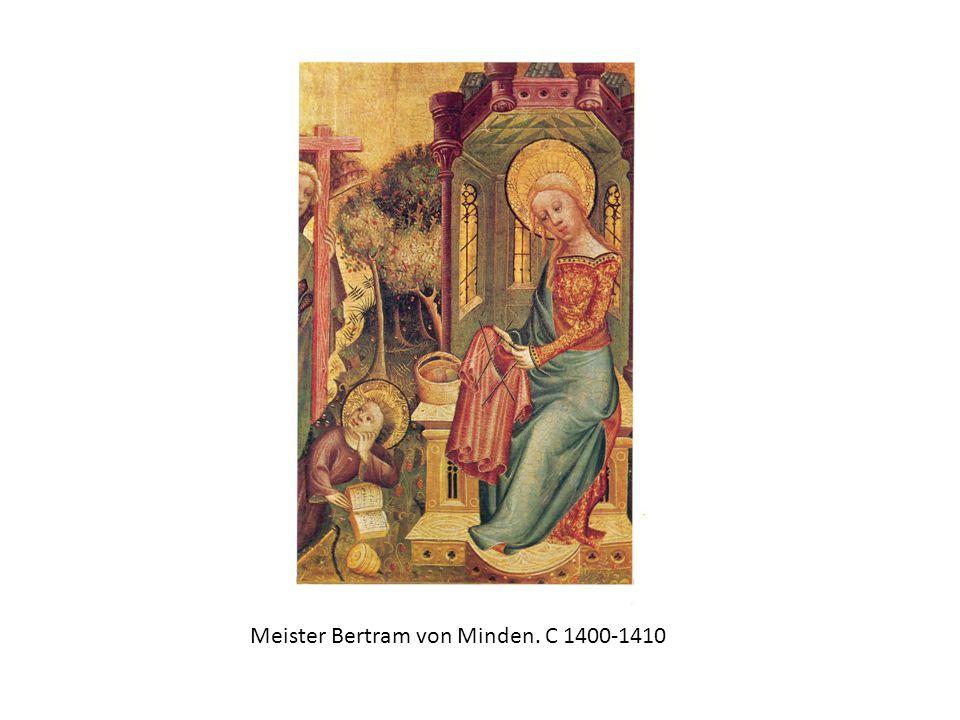 Meister Bertram von Minden. C 1400-1410