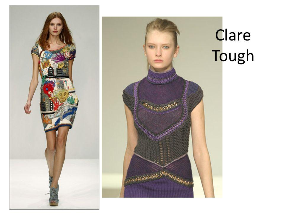 Clare Tough