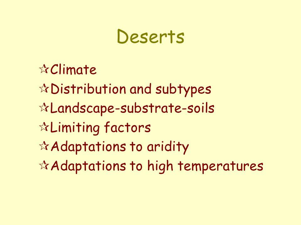 Reducing heat load: a joshua tree ( Yucca brevifolia ) in the Mojave desert