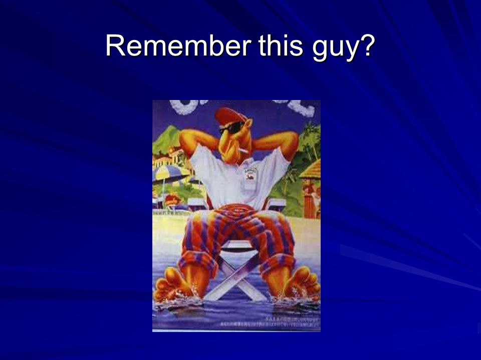 Remember this guy