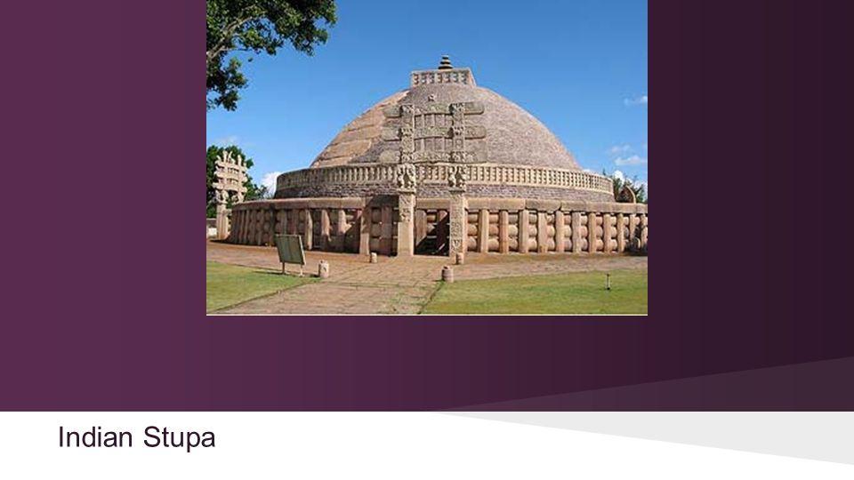 Indian Stupa