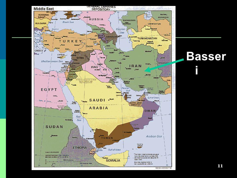 11 Basser i