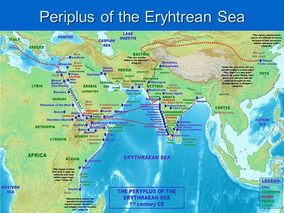Periplus of the Eryhtrean Sea