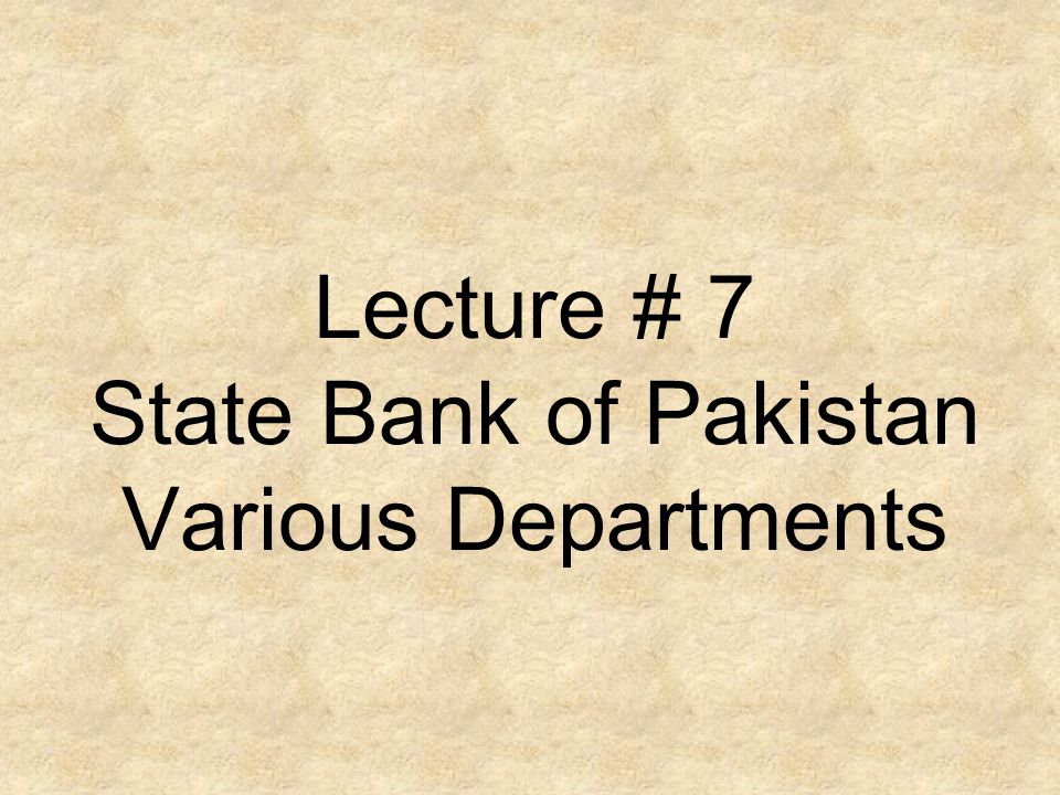 (BID) is one of the core departments at SBP.