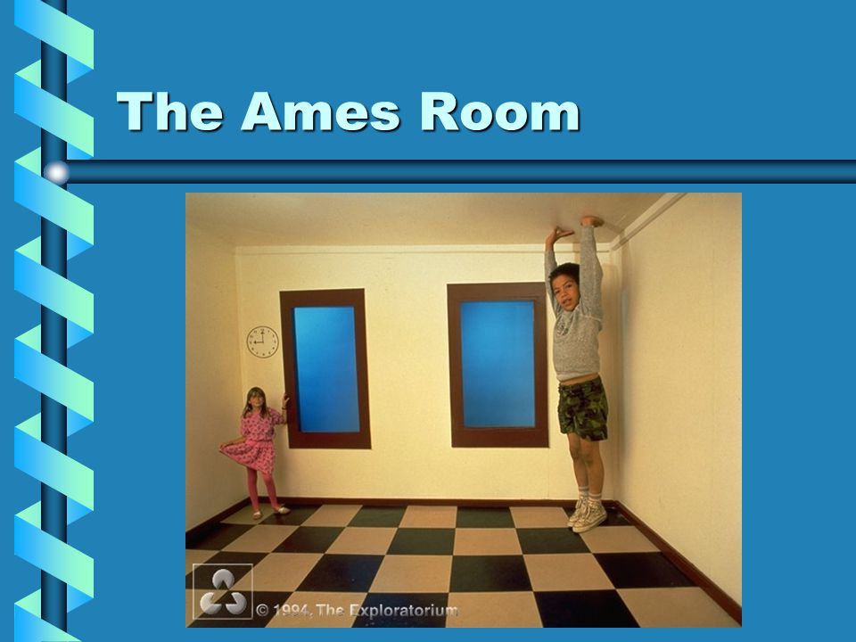 The Ames Room