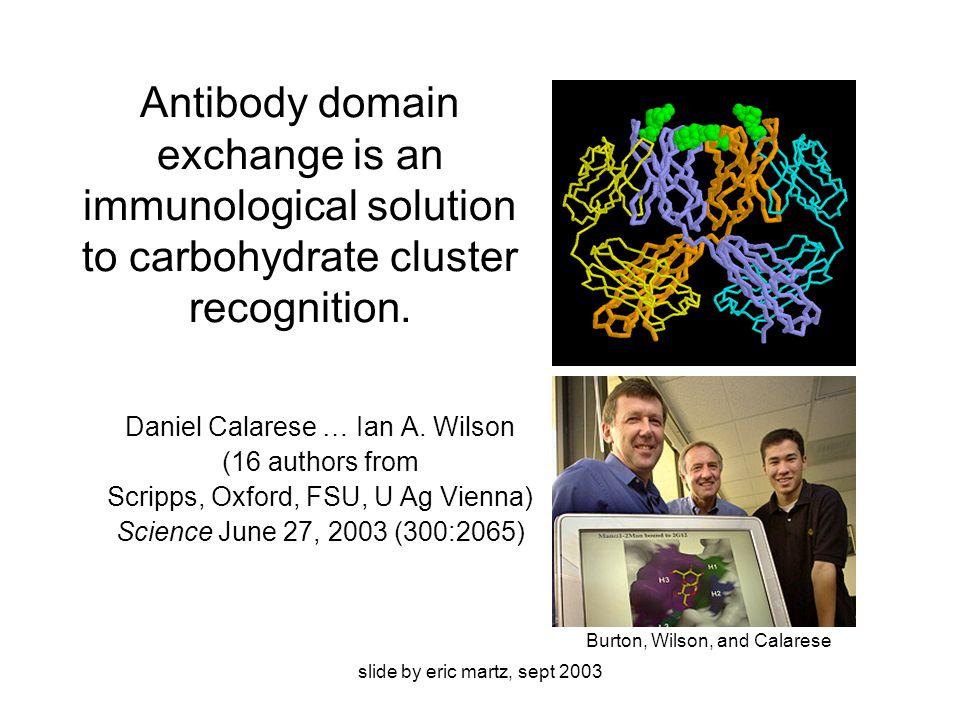 slide by eric martz, sept 2003 Fig.