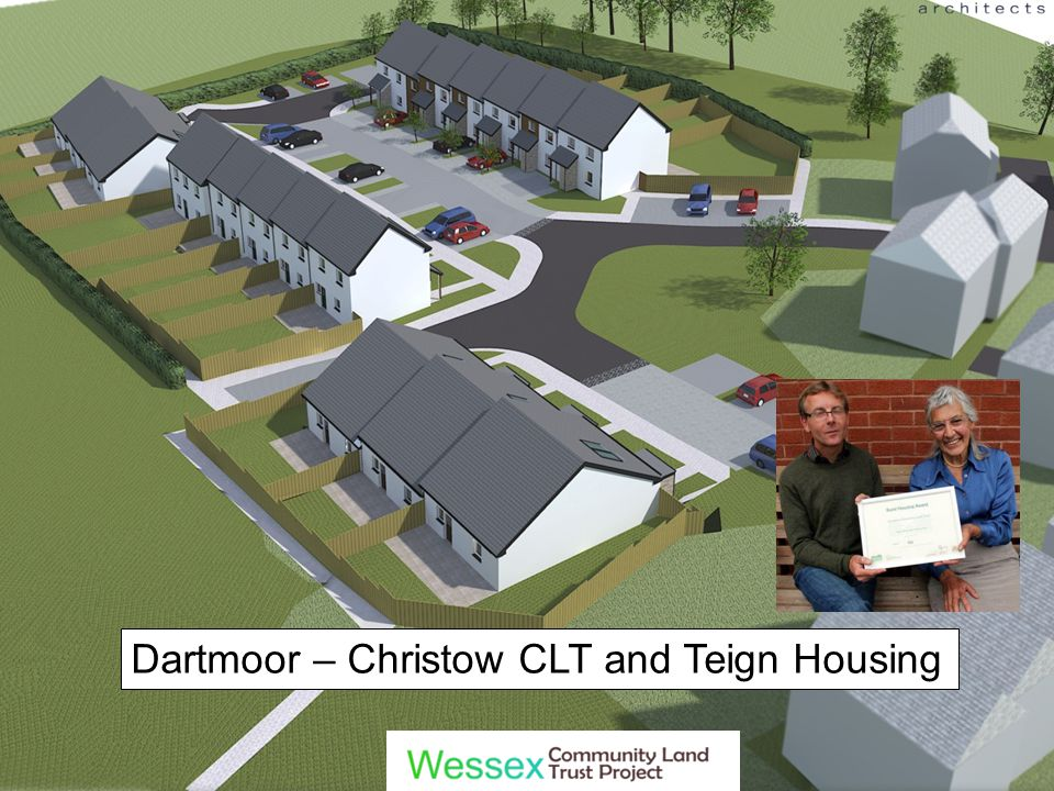 Dartmoor – Christow CLT and Teign Housing