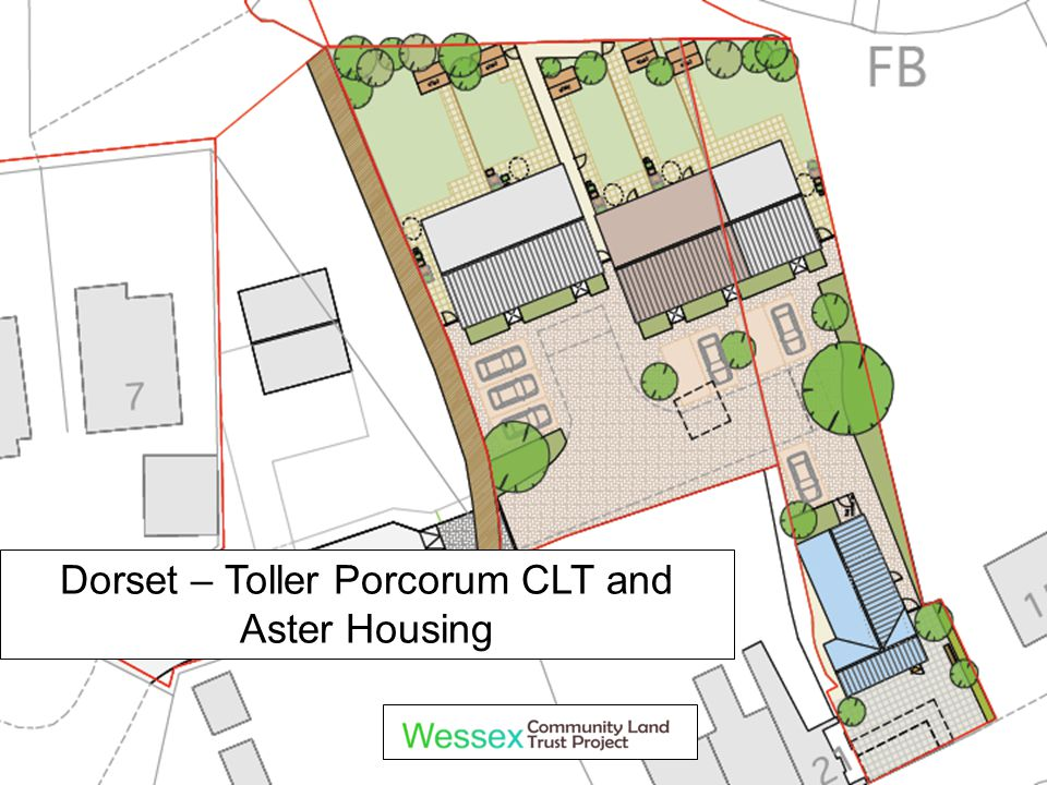 Dorset – Toller Porcorum CLT and Aster Housing