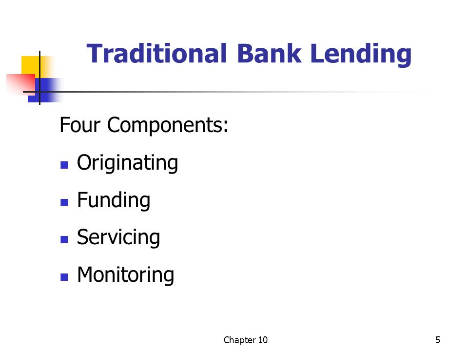 Chapter 1016 External Conditions, Customer Relationships, and Forbearance A major difference between intermediated finance (banking) and direct finance (capital markets) is that when adverse external conditions occur, bankers tend to practice forbearance, which is a function of the strength of the bank-customer relationship