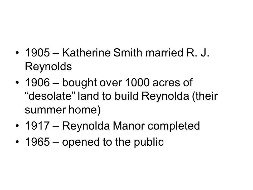 Reynolds Family Tree