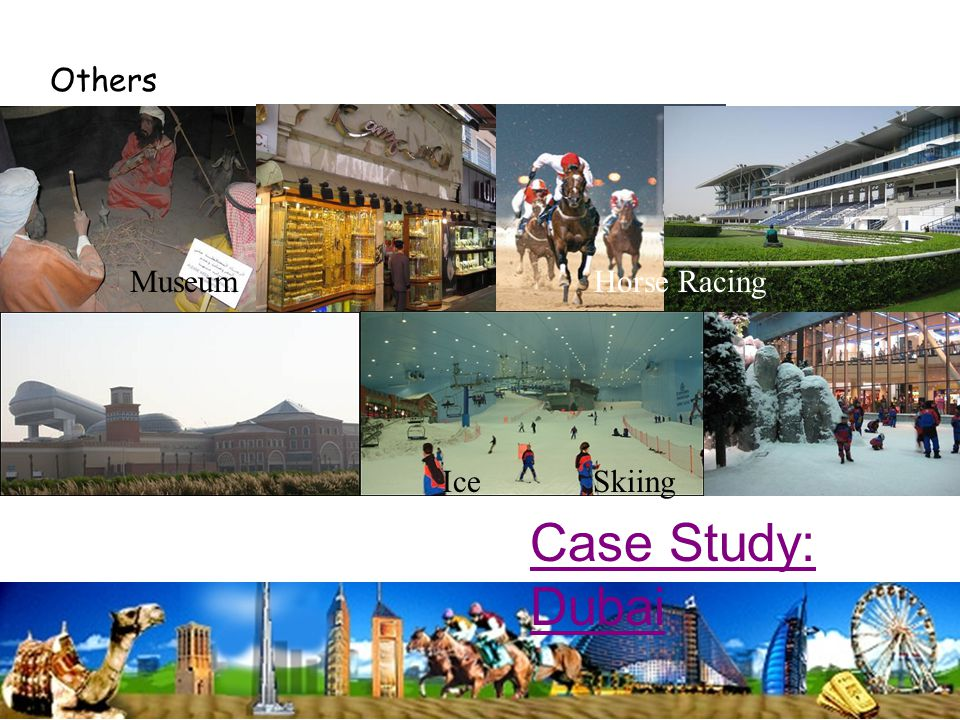 Case Study: Dubai Others MuseumHorse Racing Ice Skiing
