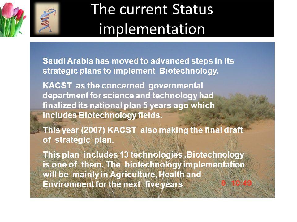 Cereal production in Saudi Arabia