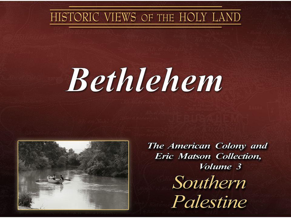 Mountain path to Bethlehem