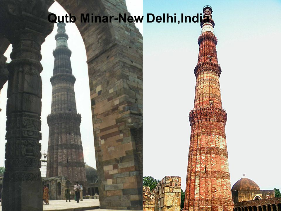 Qutb Minar-New Delhi,India