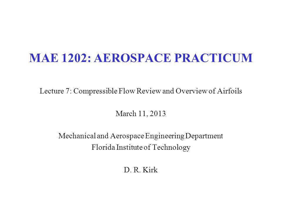 EXAMPLE: BOEING 727 FLAPS/SLATS