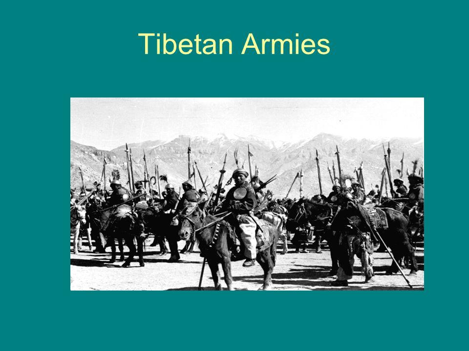 Tibetan Armies