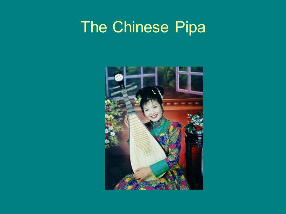 The Chinese Pipa