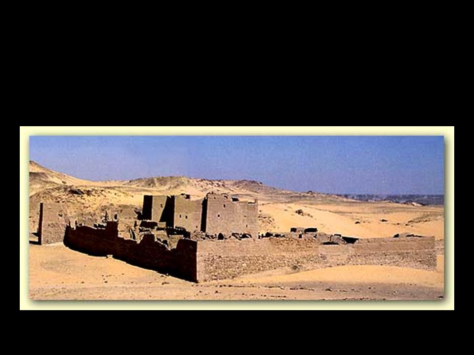 Monastery of Anba Hatre in Egypt