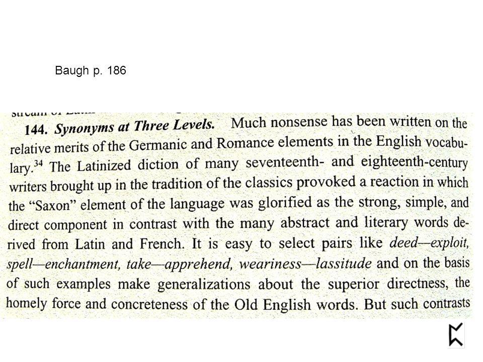 Baugh p. 186