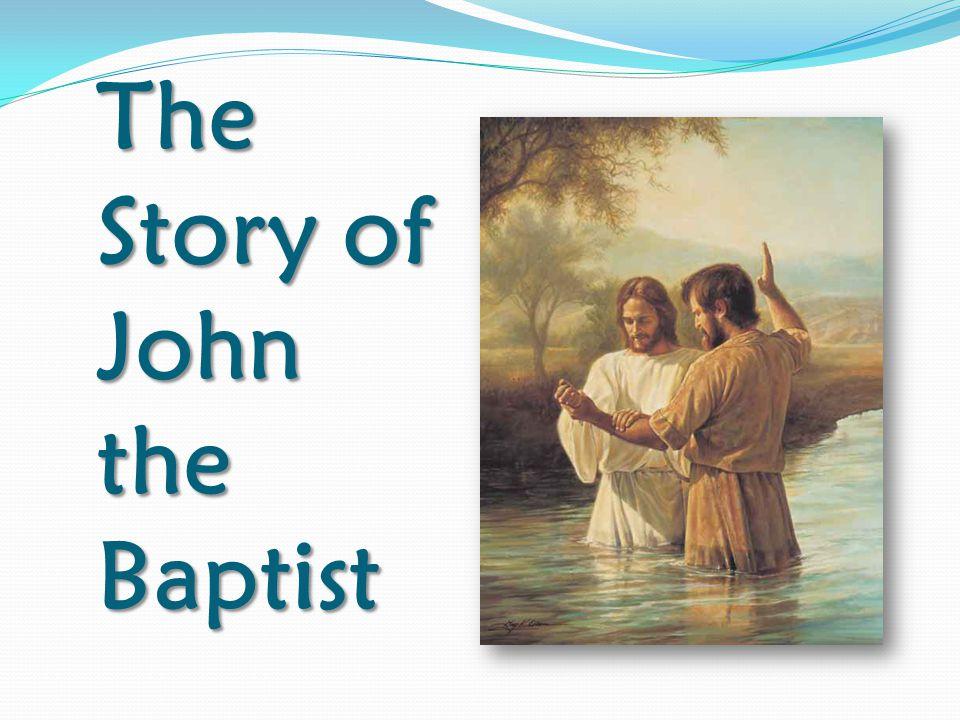 Zacharias and his wife, Elisabeth, were Jews who lived near Jerusalem.