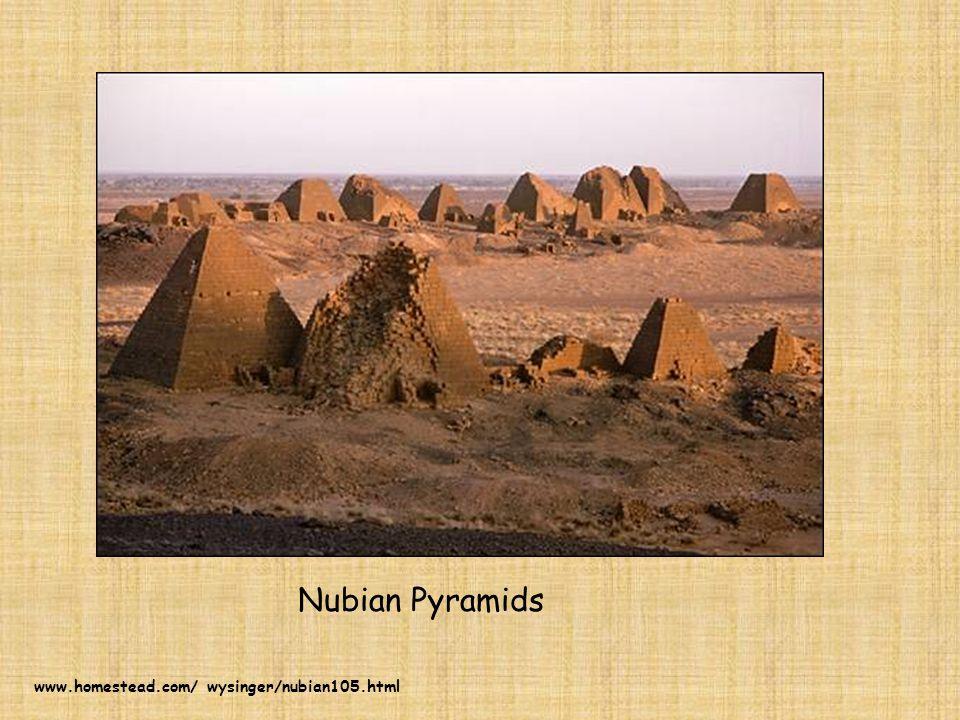 www.homestead.com/ wysinger/nubian105.html Nubian Pyramids