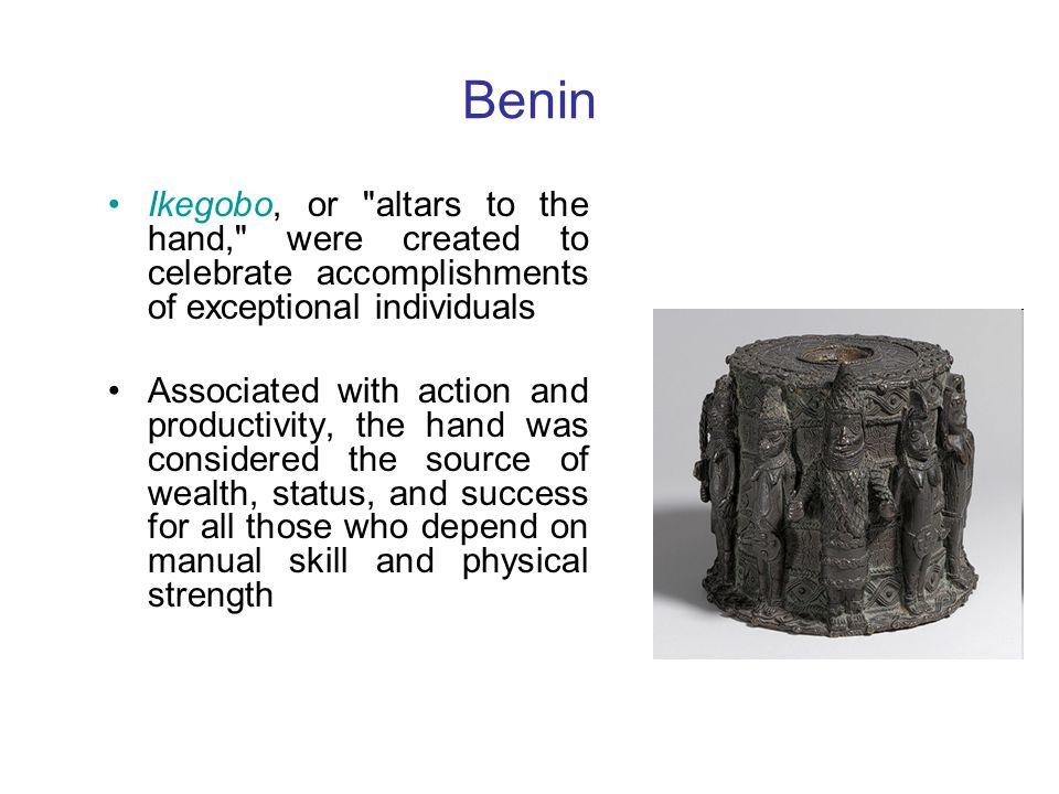 Benin Ikegobo, or