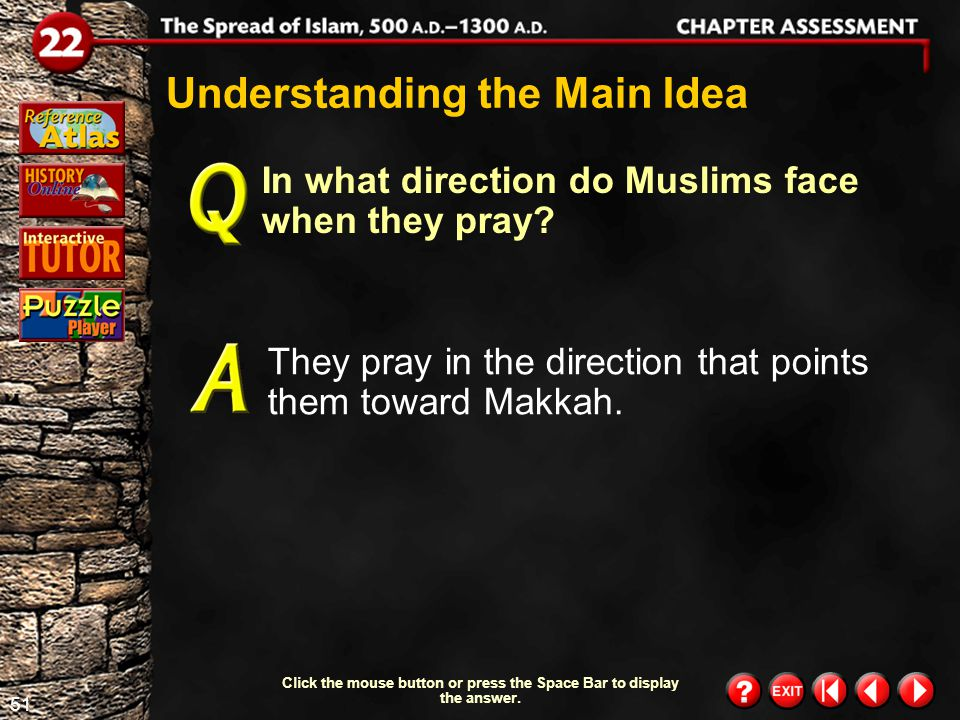 50 Chapter Assessment 4 What is the Islamic Creed.