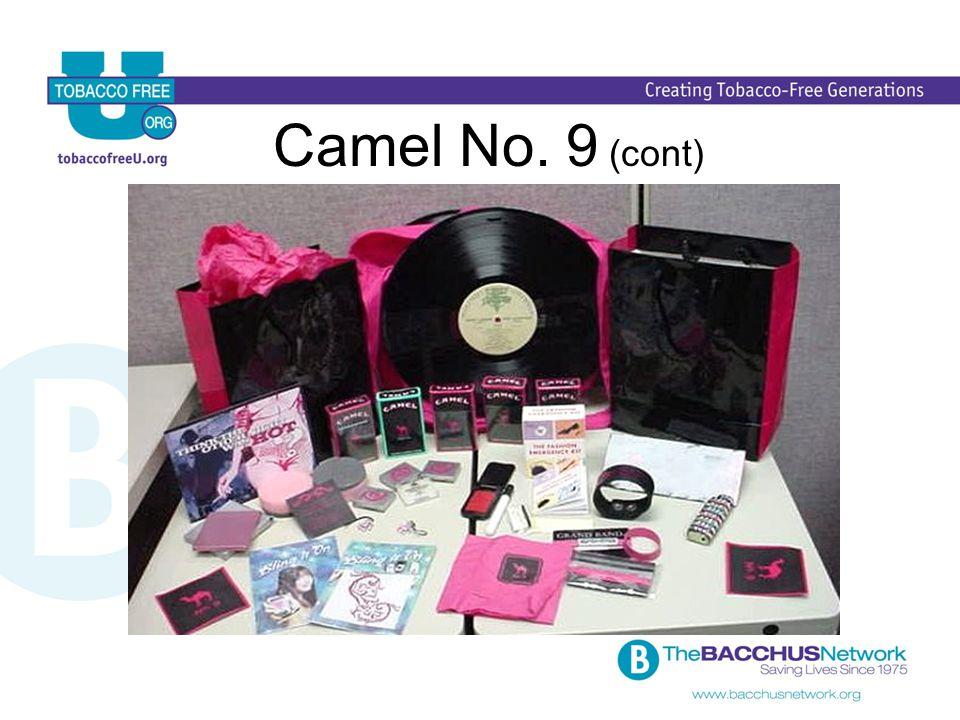 Camel No. 9 (cont)