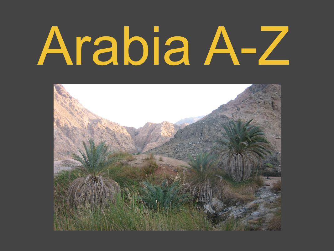 Arabia A-Z