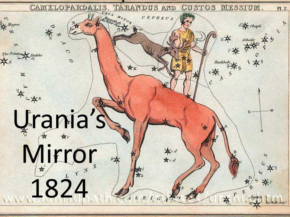 Urania's Mirror 1824