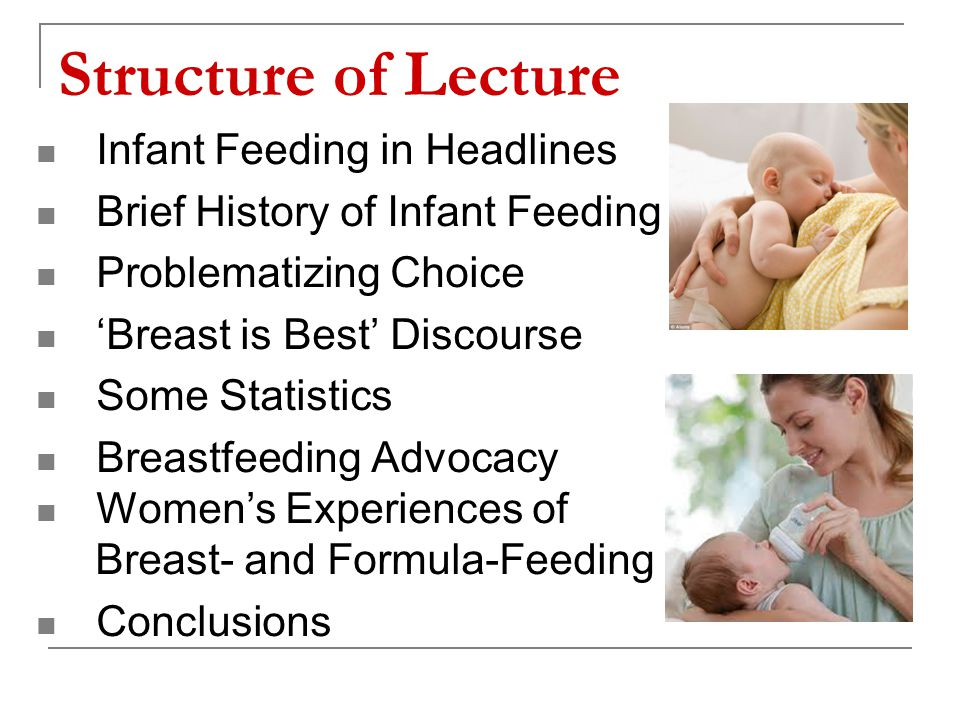 Infant Feeding Hits the Headlines 'Researchers to Offer Shopping Vouchers to Mothers Who Breastfeed' (Guardian, 12 Nov 2013) 'Breastfeeding Benefits Babies' Brains', (Brown University, 6 June 2013) 'China Executes Two Over Tainted Milk Powder Scandal' (BBC, 24 Nov 2009) Facebook's image censorship guidelines: moderators ban images of breastfeeding if nipples exposed (Guardian, 23 October 2013)