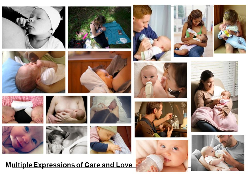 Multiple Expressions of Care and Love