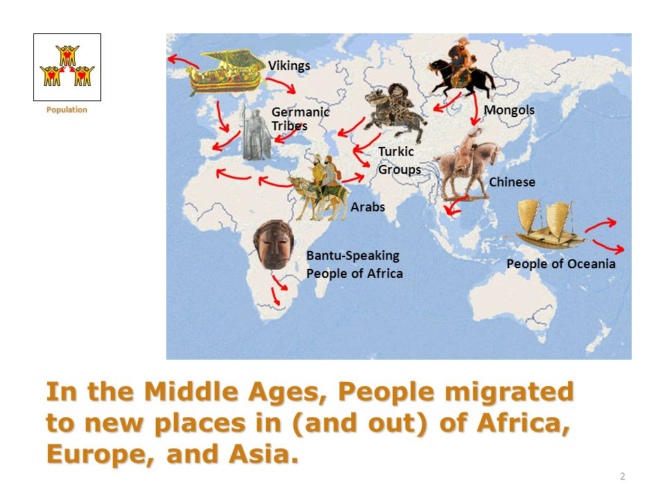 3 From 300-1500 CE, trade routes extended farther and were used by more travelers.