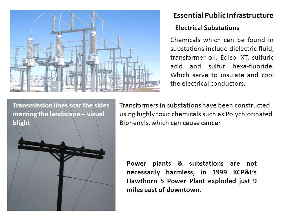 Essential Public Infrastructure.