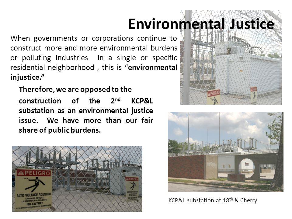 KCP&L Westside 2 nd KCP&L Substation