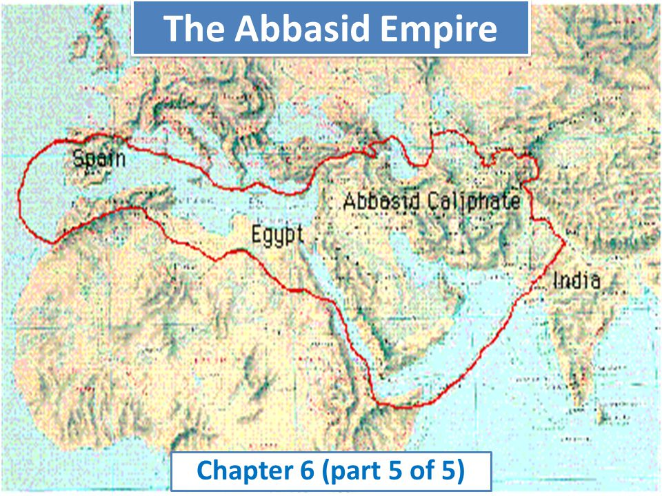 Arab Empire Becomes More Islamic Abbasid more righteous in their Sunni Islam Turn on Shia, who had helped them gain power Move capital from Damascus to Baghdad