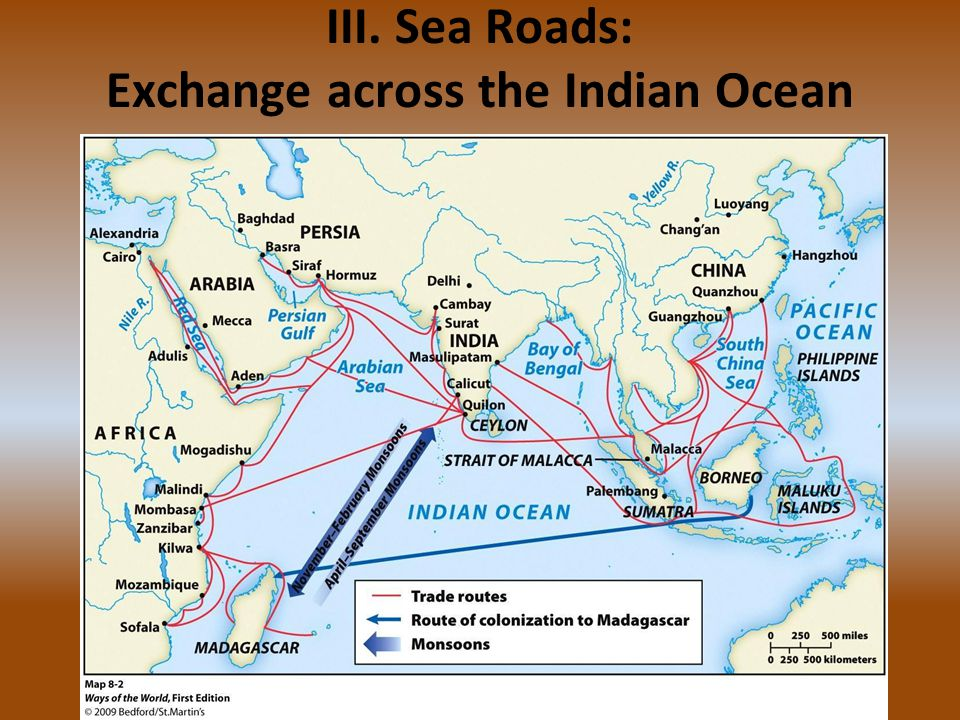 III. Sea Roads: Exchange across the Indian Ocean
