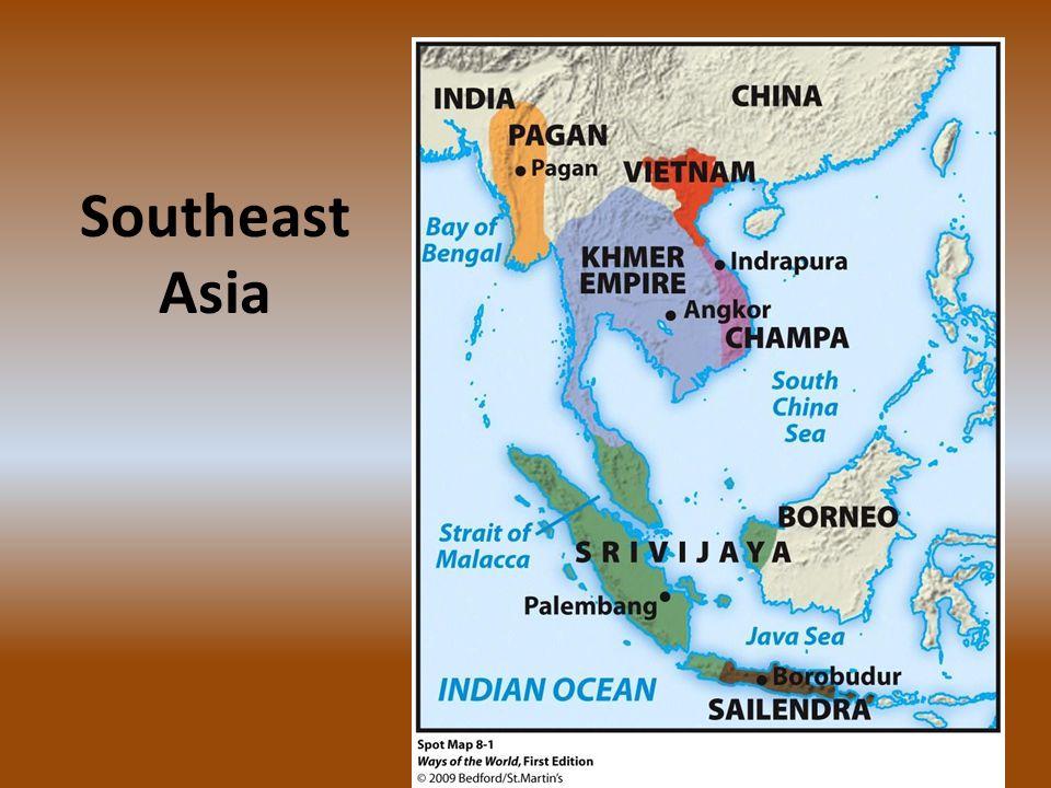 III.Sea Roads: Exchange across the Indian Ocean D.
