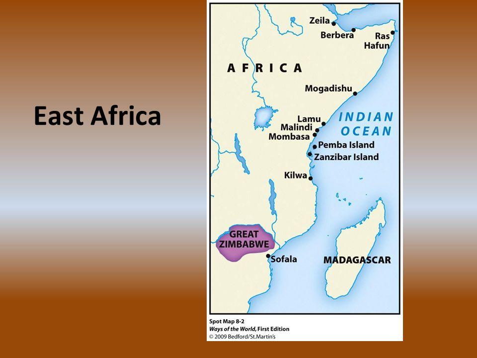 III.Sea Roads: Exchange across the Indian Ocean E.