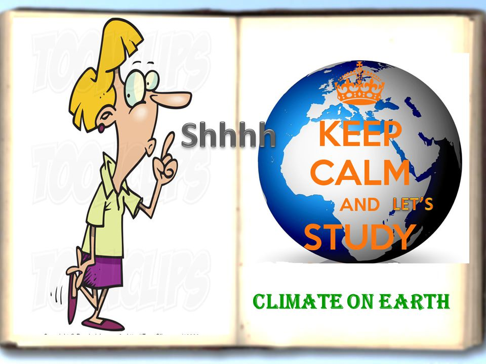 Climate On Earth