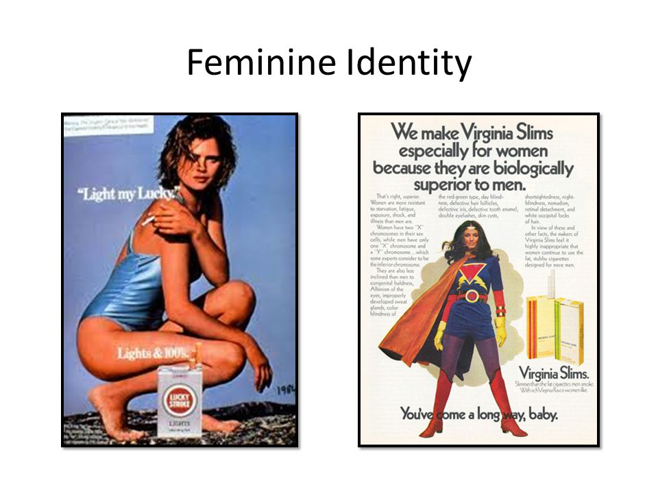Feminine Identity