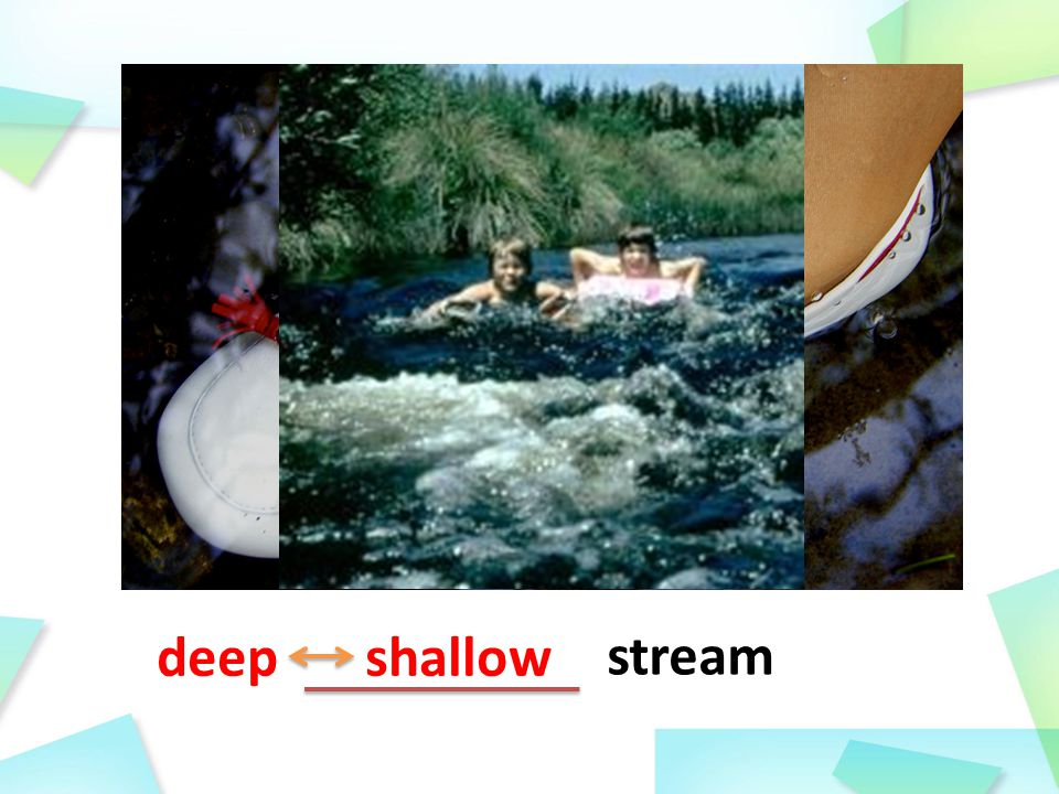 stream shallowdeep