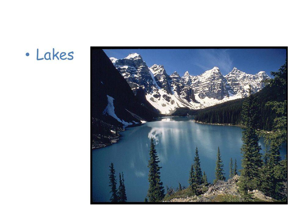 Freshwater Lakes