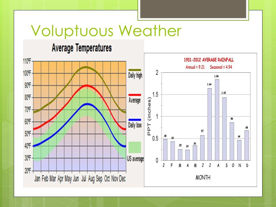 Voluptuous Weather
