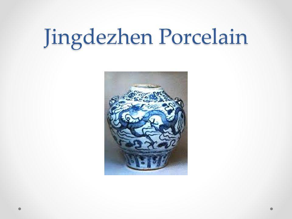 Jingdezhen Porcelain