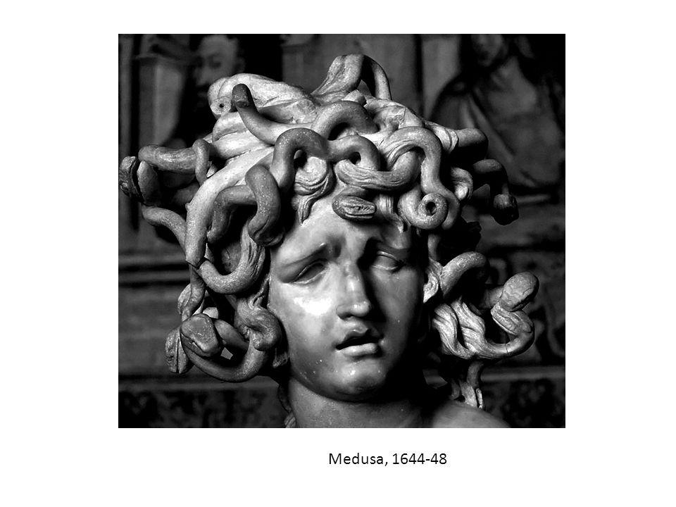 Medusa, 1644-48