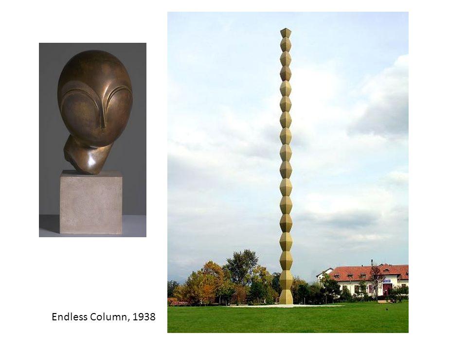 Endless Column, 1938